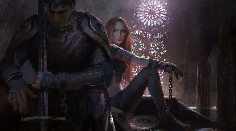 League of Legends: Riot must stop the movie project about Garen and Katarina because the 3rd person appears 5