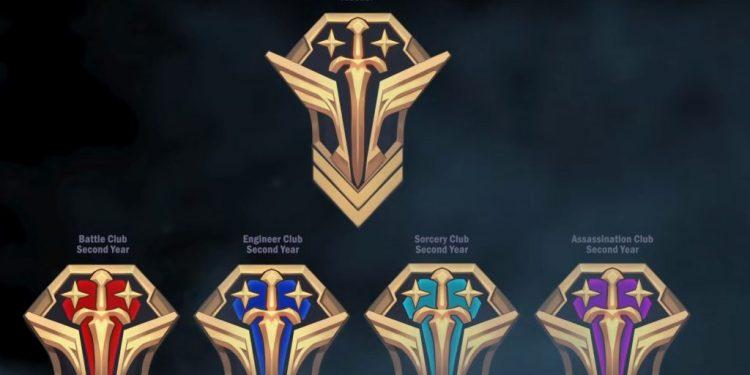 League of Legends: Decode the costume group Battle Academia 1