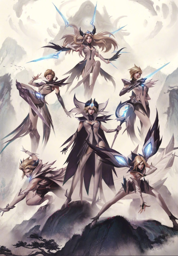 League of Legends: The movement of IG Fiora skin in TheShy hand is praised for its profound meaning 4