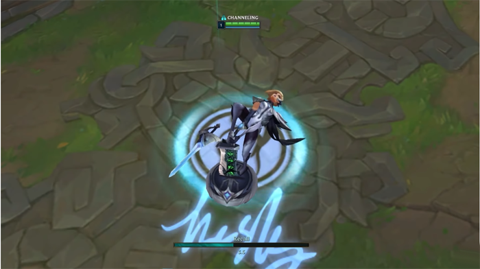 League of Legends: The movement of IG Fiora skin in TheShy hand is praised for its profound meaning 2