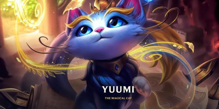 League of Legends - Analysis: Things to know before Yuumi appears on the official server 8