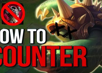 League of Legends Guide: How when meet the rafter counter ? 3