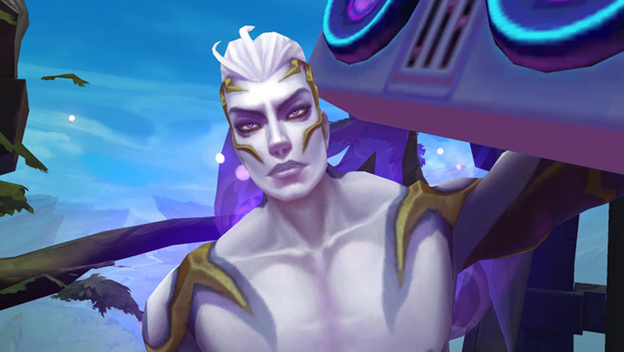 League of Legends: The most mysterious Hot-boy first showed up but fans cried because very bad 3