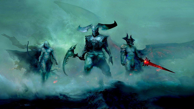 League of Legends: The 4th Darkin will be female, most likely the Mid-Road assassin? 1