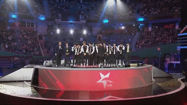 "League of Legends: Destroying Griffin 3-0, SKT will be present in ""Hanoi"" (VietNam) next month 5"