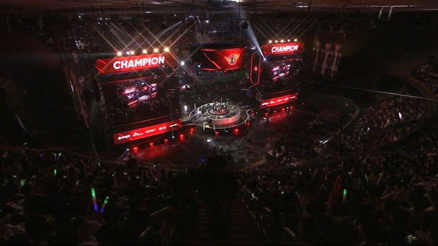 "League of Legends: Destroying Griffin 3-0, SKT will be present in ""Hanoi"" (VietNam) next month 6"