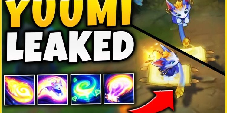 """League of Legends: New Champions Yuumi is """"exposed"""" to both images and skills before the debut time 1"""