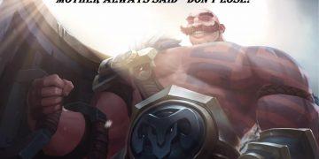 League of Legends: Fan Make New Champion - Braum's Momma! 4