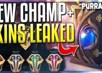 New Champ Purra - New Skin Leak 1