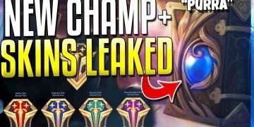 New Champ Purra - New Skin Leak 7