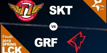 League of Legends: LCK Finals Spring 2019, SKT T1 or Griffin will be the owners of the throne? 3