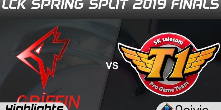 "League of Legends: Destroying Griffin 3-0, SKT will be present in ""Hanoi"" (VietNam) next month 1"