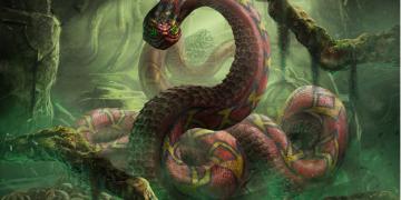 League of Legends: Fan make new champion : Snake - BOA 2