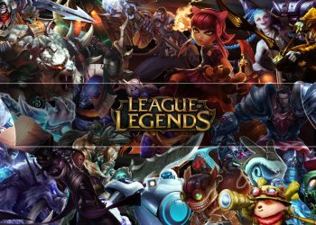 League of Legends - Statistical: LOL stands Top 2 in the Top 10 most influential Games 1