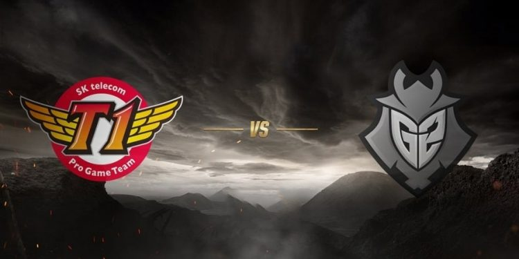 League of Legends: MSI 2019 - G2 Win SKT: The first day blockbuster, SKT is defeated by Perkz and his accomplices 1