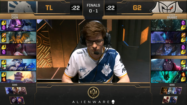 League of Legends: Finish MSI 2019 - G2 Esports is crowned champion after defeating TeamLiquid with a score of 3 – 0 5