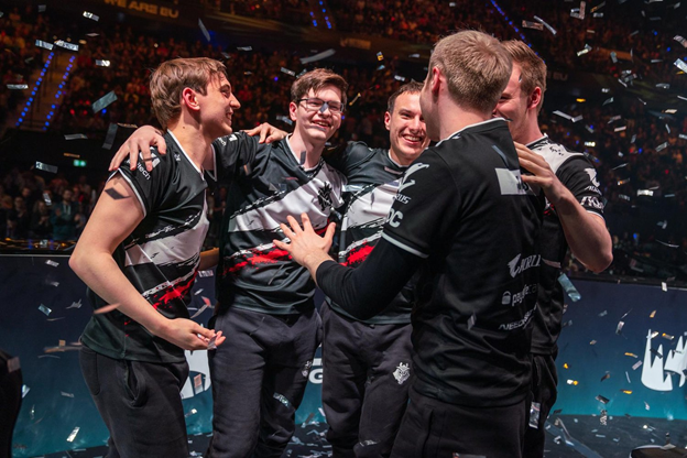 """League of Legends Trash Talk: MSI 2019 - Player of Team G2 Esports claims to crush Faker, and the boss laughs with tears because """"all practice match lose"""" 3"""