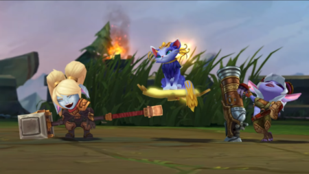 League of Legends: 3 reasons why Yuumi should not be used at low Rank levels 3