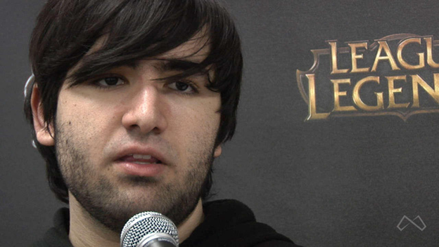 League of Legends: Invited by Riot Games to Test Mordekaiser. Voyboy accidentally revealed the new Items name and new champion 2