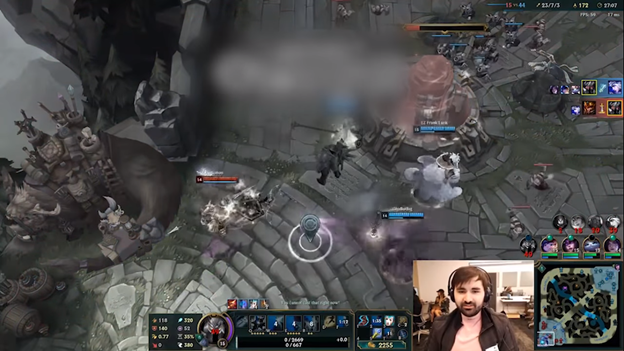 League of Legends: Invited by Riot Games to Test Mordekaiser. Voyboy accidentally revealed the new Items name and new champion 3