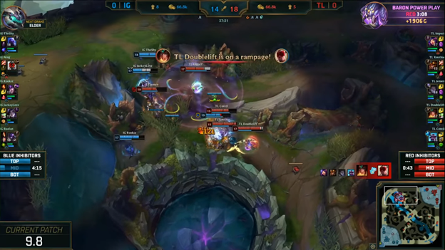 League of Legends: MSI 2019 - TL 3 - 1 iG: Great seismic in Taiwan, TL by destructive style has smashed IG 4