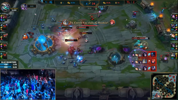 League of Legends: MSI 2019 - TL 3 - 1 iG: Great seismic in Taiwan, TL by destructive style has smashed IG 15