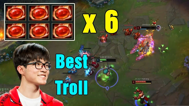 League of Legends: Top 4 worst champions that Riot ever created 5