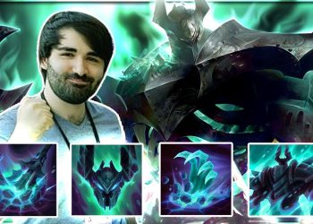 League of Legends: Invited by Riot Games to Test Mordekaiser. Voyboy accidentally revealed the new Items name and new champion 5