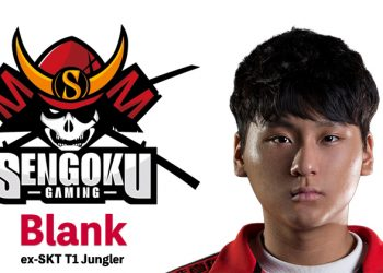 League of Legends: Former SKT member, Blank officially moved to LJL Japan to compete this summer 1