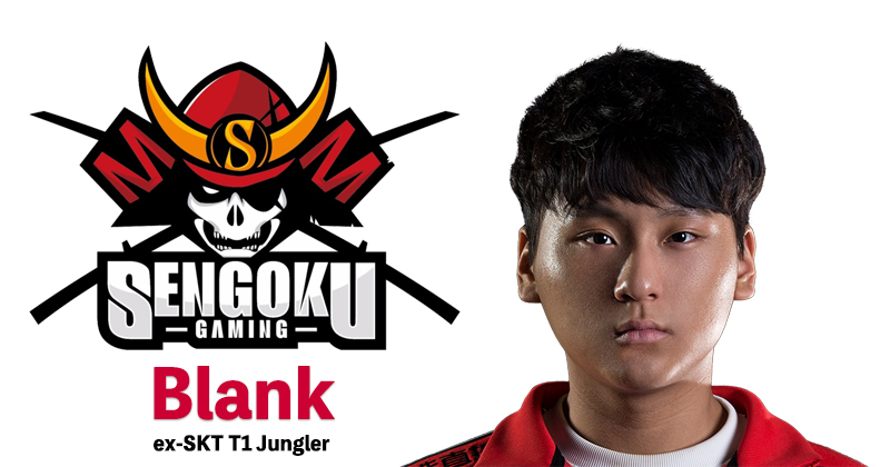 League Of Legends Former Skt Member Blank Officially Moved To Ljl Japan To Compete This Summer Not A Gamer