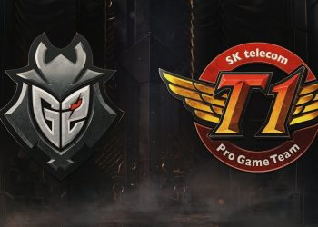 League of Legends: MSI 2019 - SKT failed 2 - 3 G2 bitterly in the day Faker learned that Crush had a lover 7