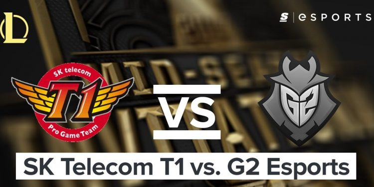 League of Legends: MSI 2019 - G2 poured out all anger on SKT after losing to PVB, Is SKT still an honor of LCK? 1