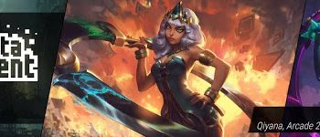 League of Legends: Empress Of The Elements - Qiyana Champion Teaser 8