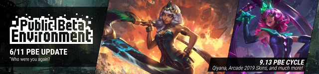 League of Legends: New Champ Qiyana, New Mode Teamfight Tactics 1