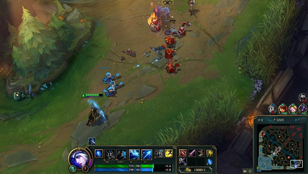 League of Legends: Will The Weather Effect Be Developed By Riot Games In The Future 2