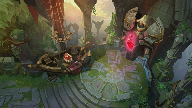 League of Legends: Will The Weather Effect Be Developed By Riot Games In The Future 5