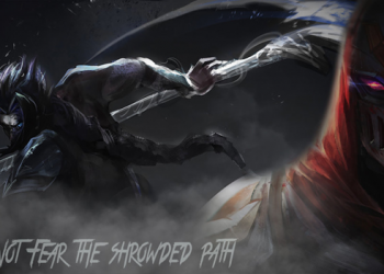 League of Legends: Shaco and Karma have Skin Dark Star and Skin Dark Cosmic for Jhin 8