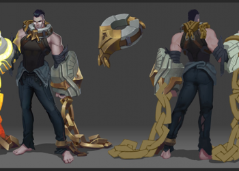 League of Legends: Sylas has a new Skin with beautiful Undercut hair 1