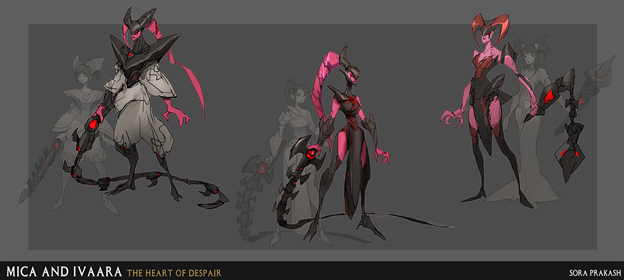 League of Legends: Two Darkin have finally begun to show up? 4