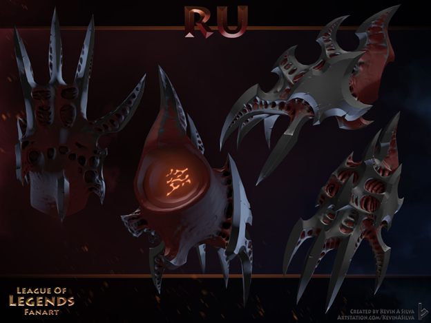 League of Legends: Two Darkin have finally begun to show up? 12