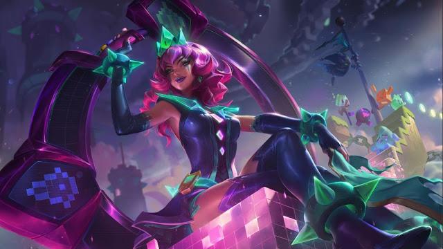 League of Legends: Ultra Combo - Arcade 2019 Animated Trailer 3