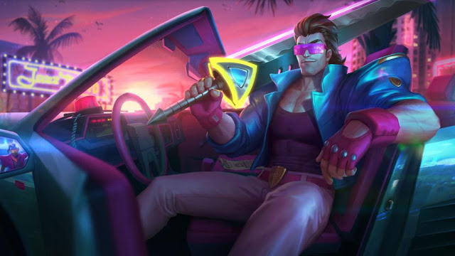 League of Legends: Ultra Combo - Arcade 2019 Animated Trailer 6