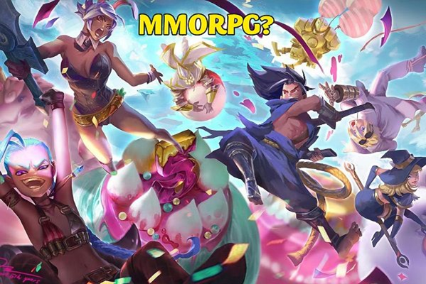 League of Legends: Riot Games is developing a new MMORPG Game project even bigger than LoL? 1