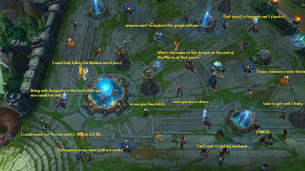 League Of Legends The Launch Of Runeterra Map Will Be The