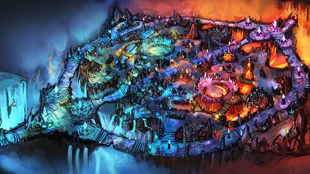 League of Legends: Riot Games will release Solo 1 vs 1 mode? 4