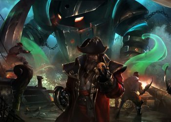 League of Legends: The historical truth is scary behind Gangplank's W skill ??? 3