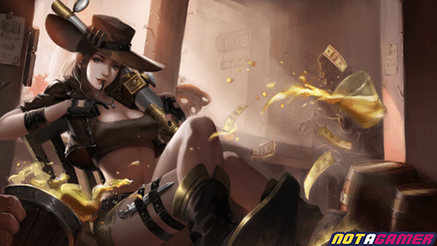 League of Legends: Top 5 female champions with eyes that captivate gamers in League of Legends 5