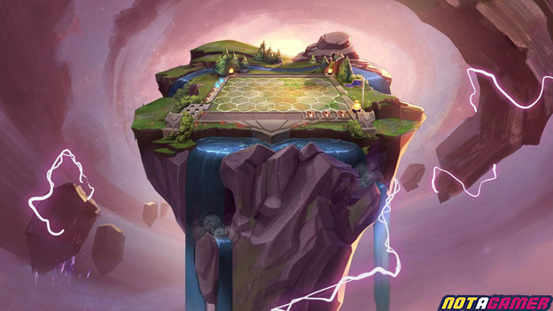 Teamfight Tactics: Three new map models are designed based on inspiration from the League of Legends Universe 2
