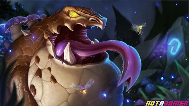 League of Legends: Which monster is the most dangerous in League of Legends ? 3