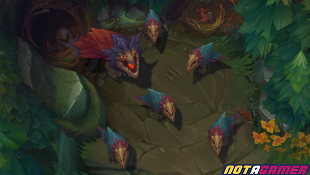 League of Legends: Which monster is the most dangerous in League of Legends ? 4